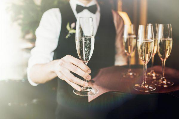 Champagner?